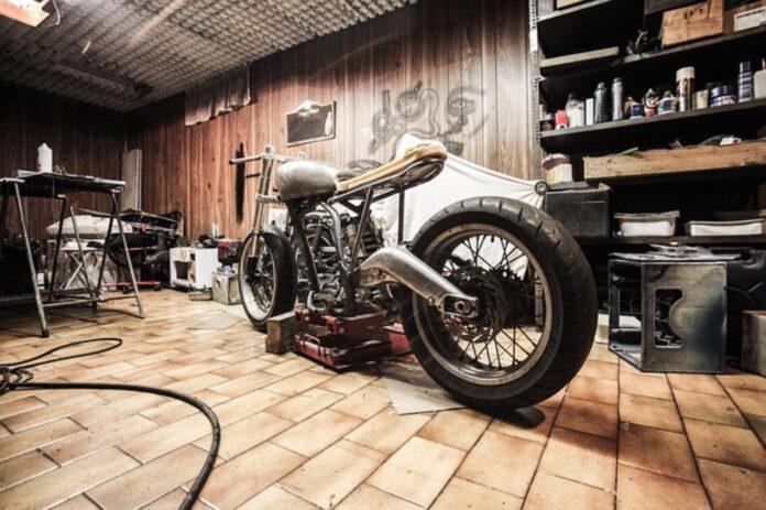 Jak zabezpieczyć motor na zimę
